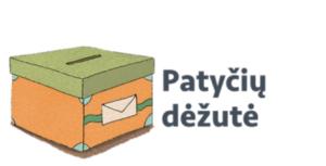 """""""Patyčių dėžutė"""""""